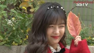 ENG SUB Kim Yoo Jung 김유정s PostMoonlight Interview With SSTV