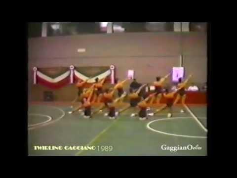 Twirling Gaggiano anno 1989