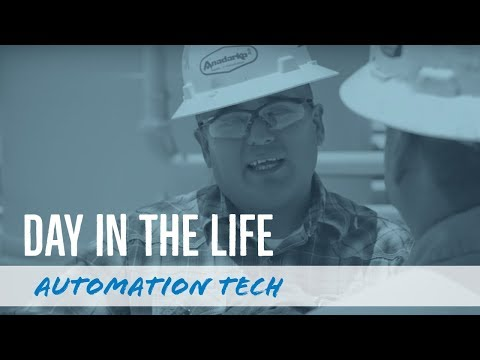Anadarko: Day in the Life of an Automation Tech