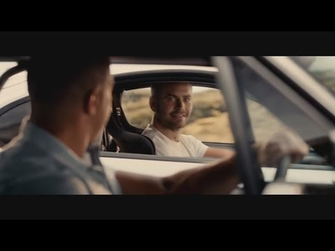 official paul walker tribute fast and furious 7!
