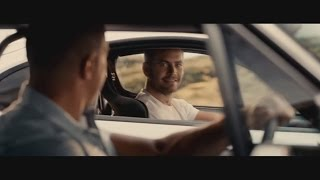 Official Paul Walker Tribute Fast and Furious 7 - YouTube