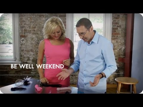 Health Benefits of Orgasms with Dr. Belisa  Be Well Weekend Ep. 5   Reserve Channel