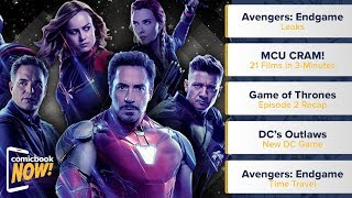 Earth's Mightiest Week - 'Avengers: Endgame' ComicBook NOW! Special by Comicbook.com