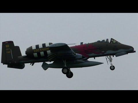 On May 31st 2018, 8 USAF Fairchild...