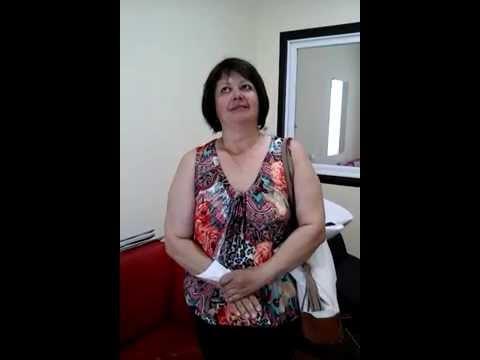 Видео-отзыв о консультации трихолога в Клинике Здоровых волос