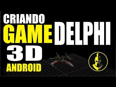 Game 3D View in Delphi Firemonkey