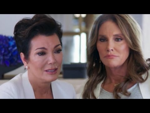 Kris Jenner Confronts Caitly