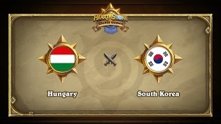 KOR vs HUN, game 1