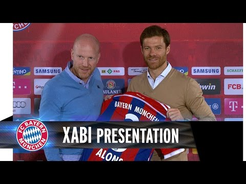 why - Xabi Alonso about his new challenge at FC Bayern, Pep Guardiola, his goals for the season and the Champions League.