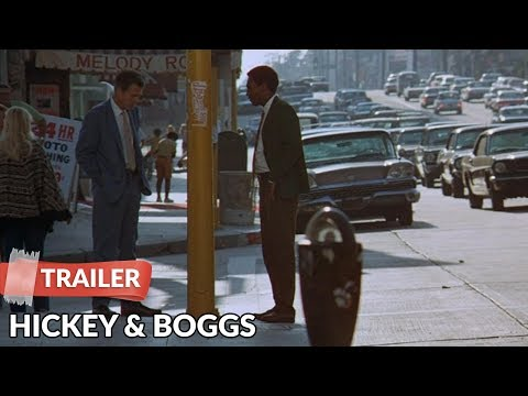 Hickey & Boggs 1972 Trailer | Bill Cosby | Robert Culp