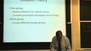 Lec 2 | MIT 22.091 Nuclear Reactor Safety, Spring 2008