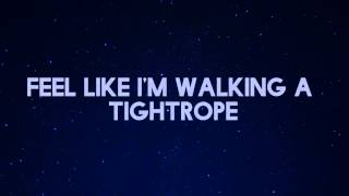 Man On A Wire by The Script [Lyric Video]