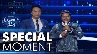 Video Wow! Instagram Abdul di follow Kodaline! - Spekta Show Top 6 - Indonesian Idol 2018 MP3, 3GP, MP4, WEBM, AVI, FLV Maret 2018