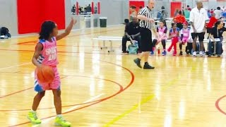 Youth Basketball specifically Girls Basketball is growing fast. And more girls are playing basketball at early ages. Jacy is 2nd...