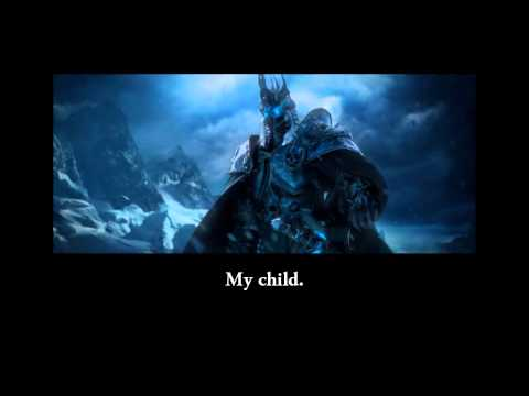 World of Warcraft Cinematic Wrath of the Lich King trailer subtitles