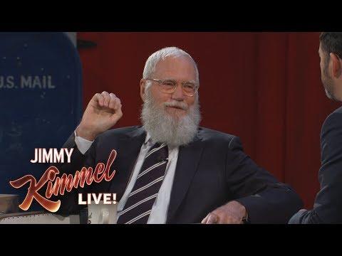 David Letterman on New Netflix Show