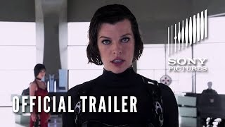 Resident Evil: Retribution (3D) - Trailer