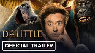 Dolittle - Official Trailer (2020) Robert Downy Jr., Tom Holland, Rami Malek by IGN