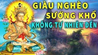 Video Giàu Nghèo Sướng Khổ Không Tự Nhiên Đến NGHE Phật Dạy Bỏ Ác Làm Thiện để Tăng Phúc Đời Sau Giàu Sang MP3, 3GP, MP4, WEBM, AVI, FLV Juli 2018