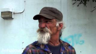 Homeless Man With A Funny Talent :))