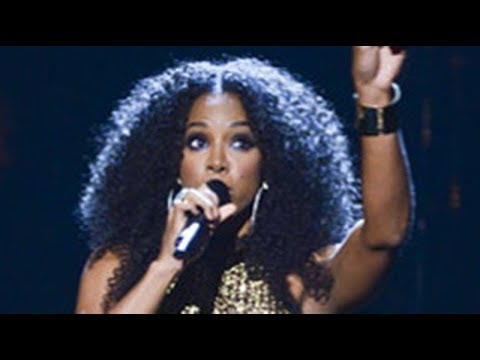 Kelly Rowland - How Will I Know (Whitney Houston Tribute 2012)