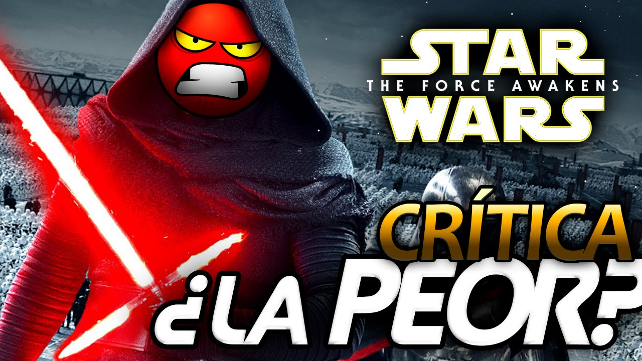 Ver CRÍTICA STAR WARS VII El Despertar de la Fuerza en Español Online