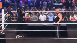 WWE RAW 2/24/14: Brock Lesnar Open Challenge, Undertaker Returns and Destroys Brock Lesnar WWE RAW 2/24/14 Full Results & Highlights WWE RAW February 24, 201...