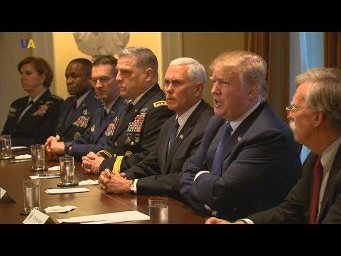 Дональд Трамп призвал Россию готовиться к авиаудару США по Сирии - DomaVideo.Ru
