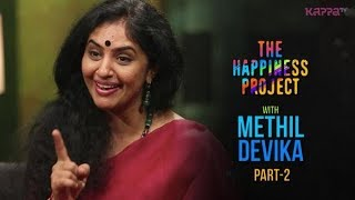 Video Methil Devika (Part 2) - The Happiness Project - Kappa TV MP3, 3GP, MP4, WEBM, AVI, FLV Oktober 2018