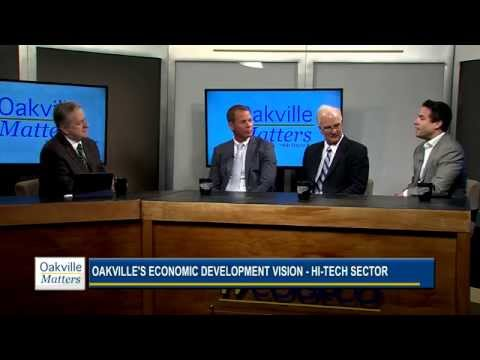 Oakville Matters — Episode 4: Oakville's Economic Development Vision (Hi-Tech)