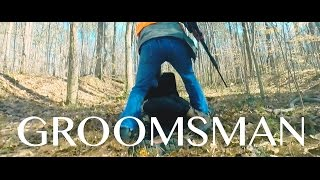 """Snapchat/Instagram: @FGMSTORY""""GROOMSMAN"""" is a cinematic first-person POV (point of view) experience. It was shot on a GoPro 3 in HD. We mounted the camera on the headstrap but lowered it adjusting the point of view to match the natural eye sight.Synopsis:Set in the woods, five young men hike through the woods to find a campground. But what they didn't know is a drunk racist hunter is in the woods with them.Directed/Written/Shot/Edited by Rafael Gutierrez IMDB Credits link for director http://www.imdb.com/name/nm5180110/?ref_=tt_ov_drCo-Produced by Tery WilsonStarring:Rafael GutierrezCory ChapmanPatrick WalkerTerayle Marquis HillTravis LaBranchBryan CrespoFGM Story LLCIntrygueGraphicsAbout the director: Rafael was born on July 30, 1988 to a Mexican father and an African American mother in Atlanta, Georgia. He was introduced to film making with a start in acting at a young age where he starred in all the school plays in elementary school. By the 5th grade he realized his true passion was directing. His dad bought him a video camera in 6th grade and he has been making short films ever since. It wasn't until his last year in high school when he was pushed into screen writing by his video production teacher who told him that no one was going to let him direct their script in which they are passionate about. She told him he had to write his own. So then on he created dynamic stories to place his character in.He has worked in television since the age of eighteen where he cross paths with We Channel, Bravo, VH1, Speedtv, FOX, SYFY, etc.""""suspense film"""" """"full movie"""""""