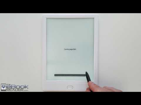 Likebook Muses PDF Review - Android eReader with Stylus