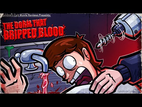 Brandon's Cult Movie Reviews: THE DORM THAT DRIPPED BLOOD