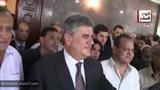 عبدالحكيم عبدالناصر-ثورة يناير قامت لإسقاط دولة الردة