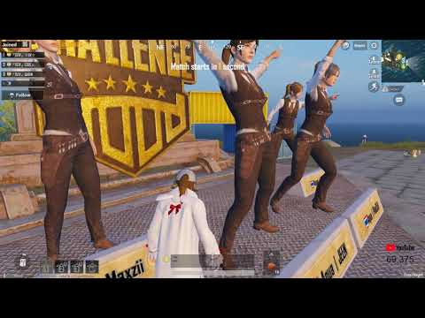 Girl Streamer | PUBG Mobile LIVE In தமிழ் [ PayTM On Screen ]