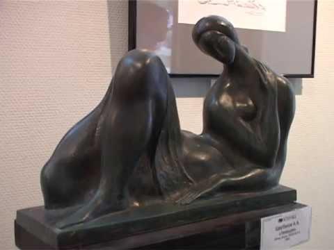 Открытие выставки Андрея Щербакова