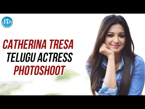 Catherina Tresa Actress Latest Photo Shoot