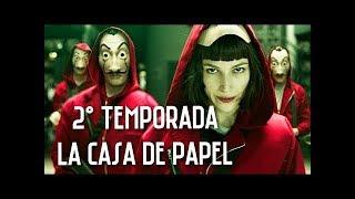 LA CASA DE PAPEL - TRAILER OFICIAL - 2 TEMPORADA - NETFLIX