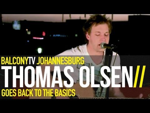 THOMAS OLSEN – IN THE END