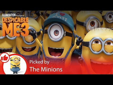 Despicable Me 3 (Viral Video 'Read Along with the Minions')