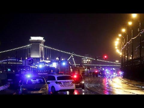 Τραγωδία στον Δούναβη – 7 νεκροί και 19 αγνοούμενοι