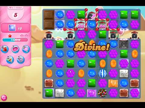 Candy Crush Saga Level 4533 NO BOOSTERS