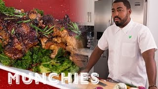 How-To: Make Braised Chicken with E-Dubble by Munchies