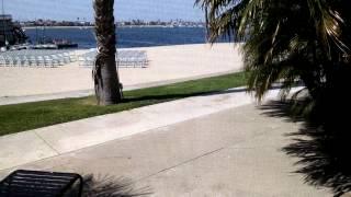 Bahia Resort, San Diego.