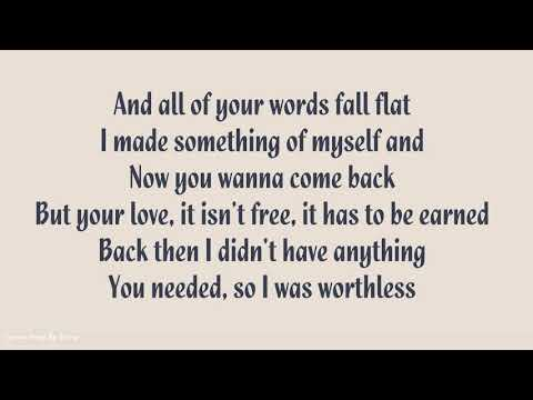 Piece By Piece - Kelly Clarkson (Sam Tsui & Kirsten Collins Cover Version) | Lyrics Songs