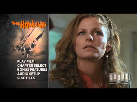 The Howling (1981) DVD/ Blu-Ray Menu