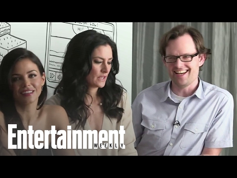 The 'Witches Of East End' Share Some Sisterly Love | Entertainment Weekly