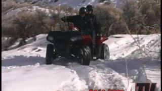 10. ATV Television Test - 2010 Polaris Sportsman XP550 Touring EPS