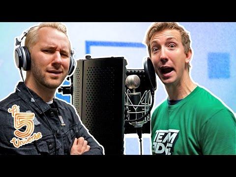 Chad's Diss Track On Hi5 Studios!