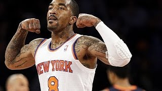 J.R. Smith's Top 10 Dunks of His Career